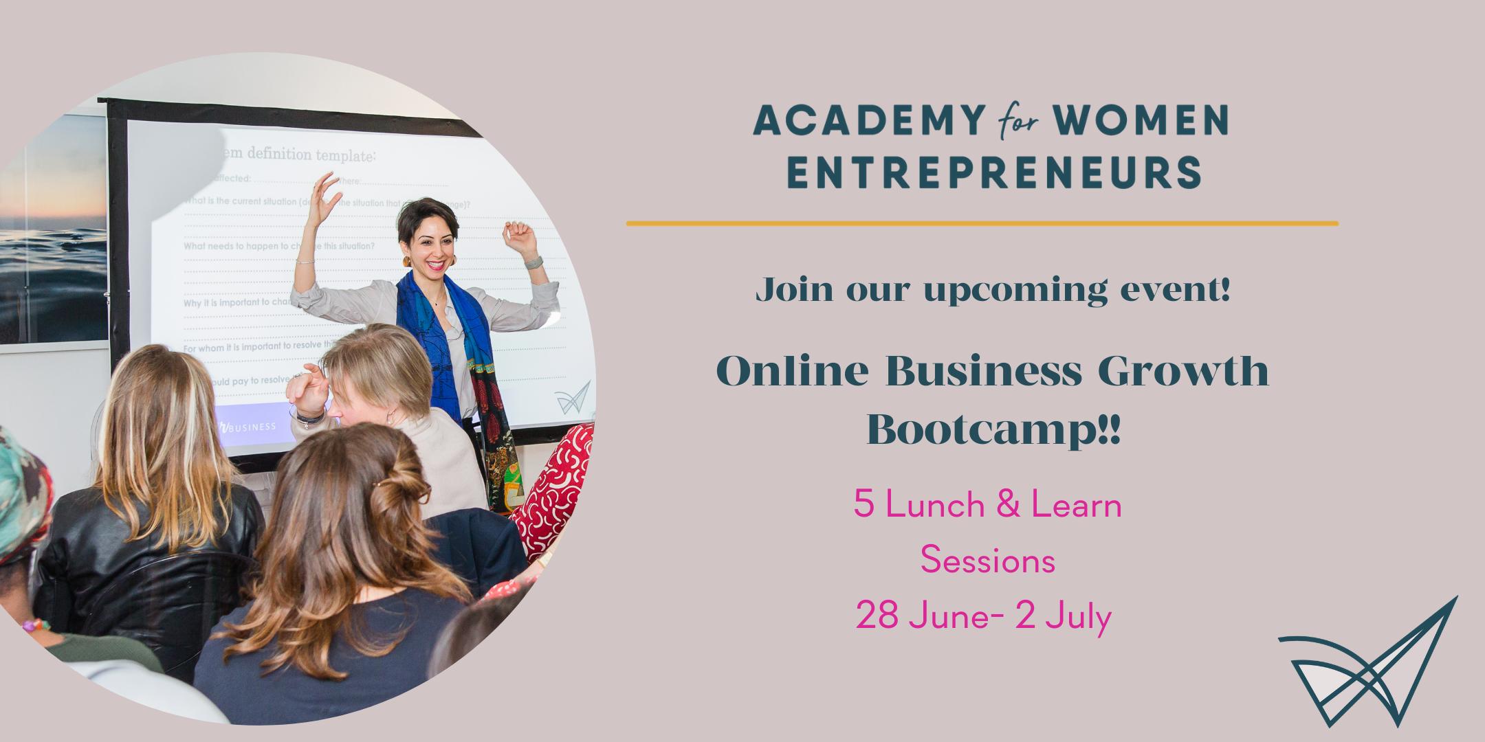 Academy for Women Entrepreneurs